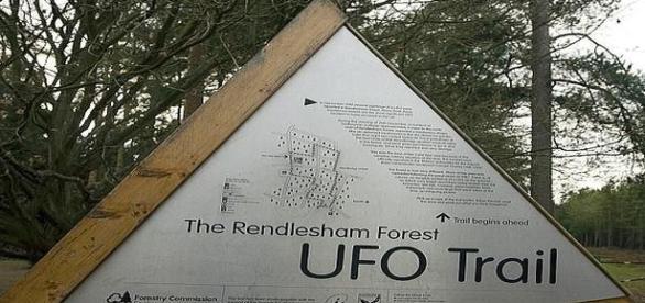 Falta de informações sobre o caso da floresta Rendlesham frustrou os pesquisadores (Daily Mail)