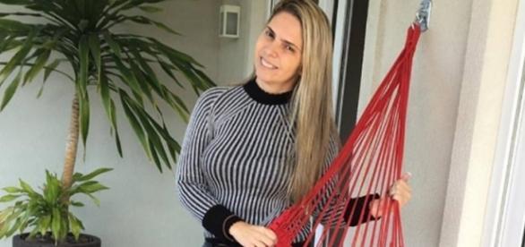Marcelo Rezende posta foto com a namorada Luciana (Foto: Reprodução)