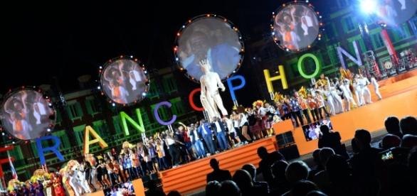 jeux de la francophonie - celebration