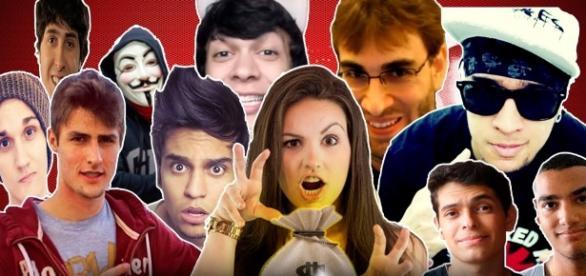 Quanto ganham os youtubers brasileiros