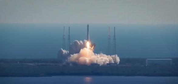 BulgariaSat-1 Launch Webcast Youtube / Space X
