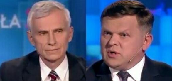 Dyskusja w TVP (foto: youtube.com)