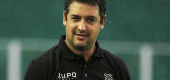 Maquinhos havia dirigido o Figueirense no ano passado