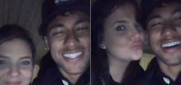 Neymar se divertiu muito como solteiro