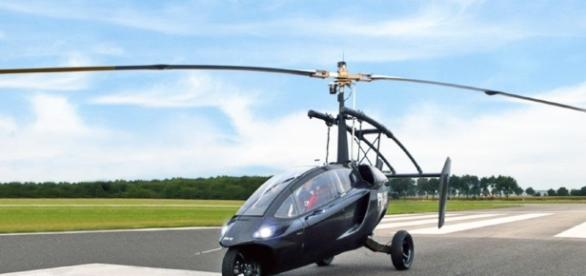 Pal-V launches the world's first commercially available flying car ... - inhabitat.com