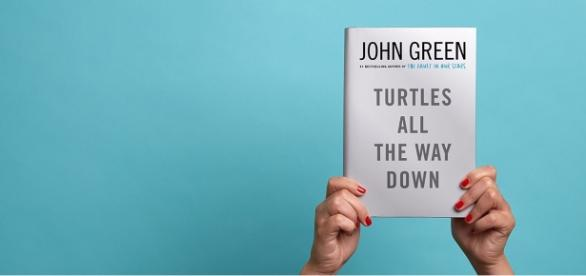 turtles all the way down a Turtles all the way down rex/shutterstock fans of best-selling author john green will be happy to hear that his latest young adult novel turtles all the way down is headed to the big screen the fast-talking green posted a video today to make the announcement that he and fox 2000 are working on an adaptation.
