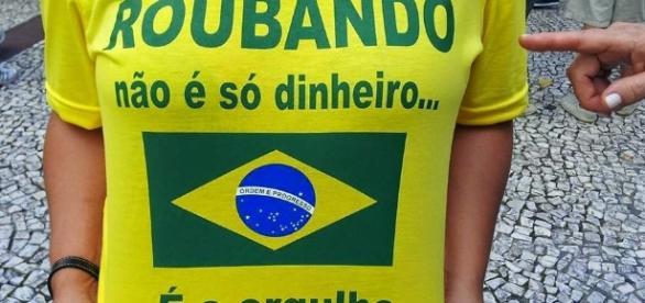 Você se orgulha de ser brasileiro?