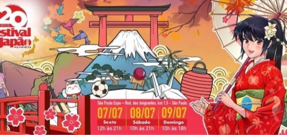 Conheça o festival japonês em São Paulo (Foto: Site Oficial)