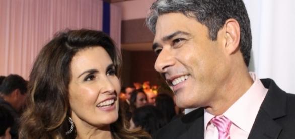 Os dois profissionais da Globo são amigos
