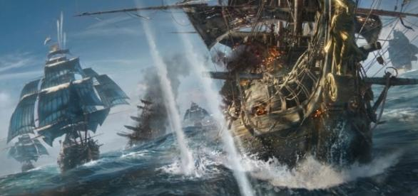 Ubisoft's new game will have a built-in storyline. [Image via Gaming Age/gaming-age.com]