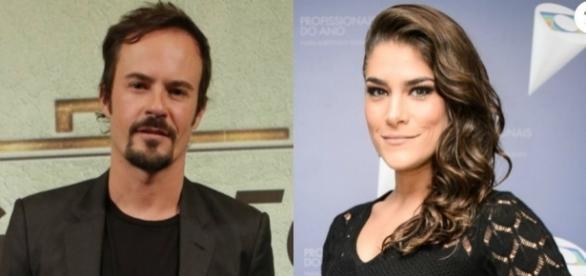 Ator comenta rumores de que seria pivô de separação de Priscila Fantin