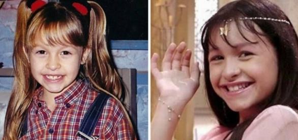 Carla Diaz fez muito sucesso quando era criança