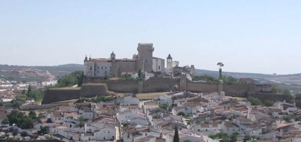 Castelo e Alcáçova de Estremoz, Alentejo.