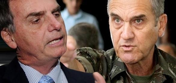 Comandante do Exército e deputado federal a favor do regime militar em certos casos.