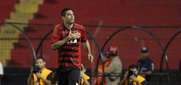 Diego Souza entra na mira do Palmeiras (Foto: Reprodução)
