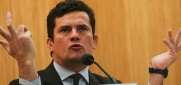Juiz Sérgio Moro criticou decisão de ministro do Supremo sobre processos que envolvem a Operação Lava Jato. ( Foto: Reprodução)