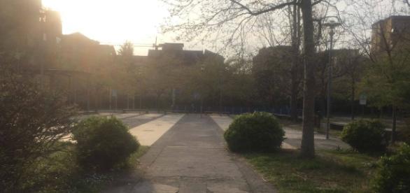 Villa Giaquinto durante il giorno.