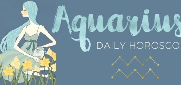 Aquarius Daily Horoscope (Image Credit: The AstroTwins | Astrostyle/astrostyle.com)