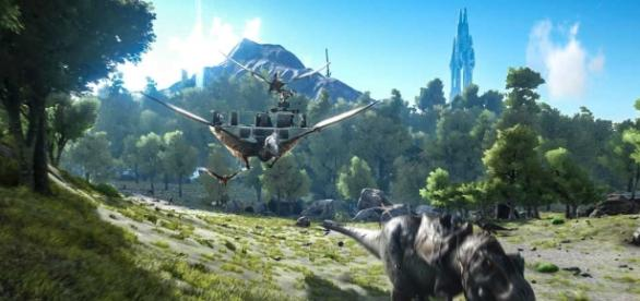 'Ark Survival Evolved' will finally be launched as full game come August 8