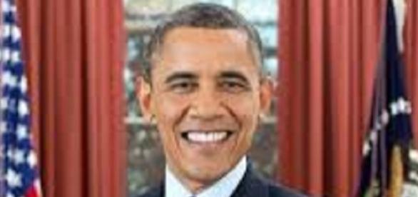 Barack Obama (Courtesy White House)