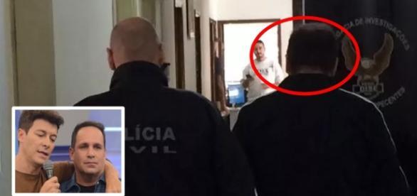 Ex-Polegar Ricardo Costa é preso por dívida em pensão alimentícia em Taubaté (Foto: Google)