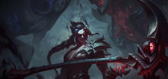 Kayn, le nouveau champion de League of Legends