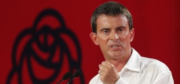 Manuel Valls quitte le Parti socialiste