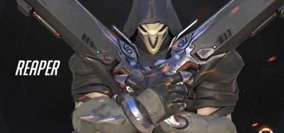 Map Skins - Reaper as Lucian - mapskins.com