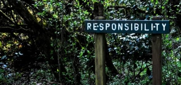 Responsibility - Photo courtesy of Nathan Slemers via Flickr, available under Creative Commons BY-SA 2.0