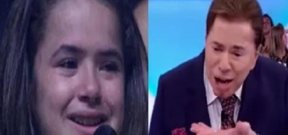 Silvio Santos e Maísa em nova polêmica