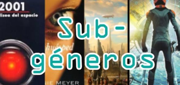 Tema del Mes: Ciencia Ficción #2 - blogspot.com
