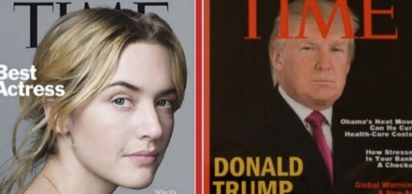 A Time Magazine with Trump on the cover hangs in his golf clubs ... - thestar.com