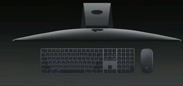 Apple unveils iMac Pro at WWDC. Image credit CNET | Youtube