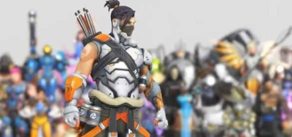 "Best ""Overwatch"" skins - YouTube/Unit Lost - Great British Gaming"