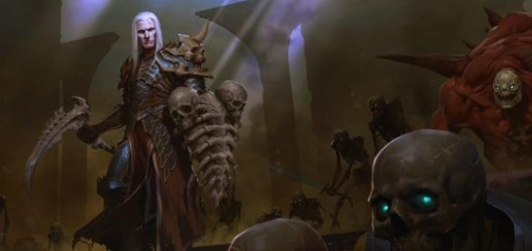 """Blizzard has finally released the newest """"Diablo 3"""" pack called """"Rise of the Necromancer"""" (via YouTube/Diablo)"""