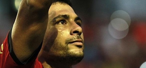 Diego Souza, camisa dez do clube Sport-RE, está sendo convocado para Seleção Brasileira