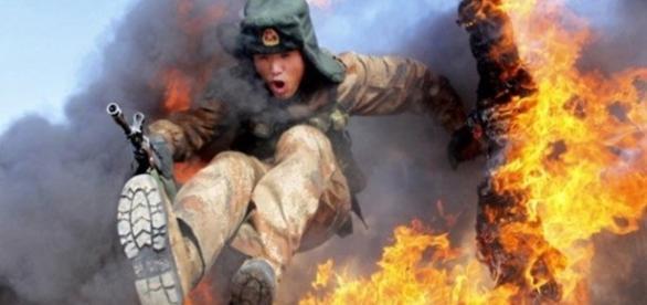 Conheça os treinamento dos militares