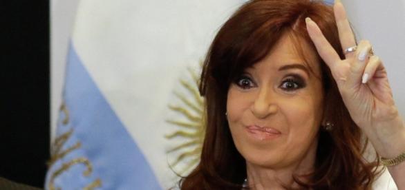 Cristina Kirchner será nuevamente candidata a senadora por la provincia de Buenos Aires | foto: nexofin.com