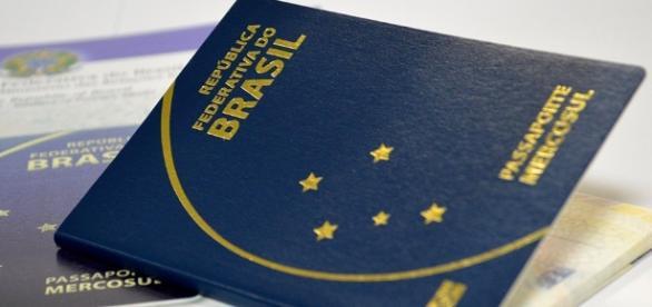 Emissão de passaportes brasileiros estão suspensas