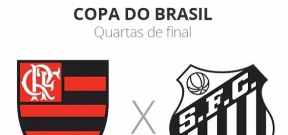 Flamengo e Santos fazem boas campanhas no Brasileirão