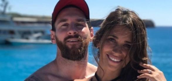 """Leo Messi y Antonella darán el """"si quiero"""" el próximo viernes 30-junio"""