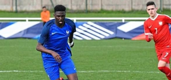 Menchester United enviará al jugador a su equipo juvenil Foto: http://www.leparisien.fr