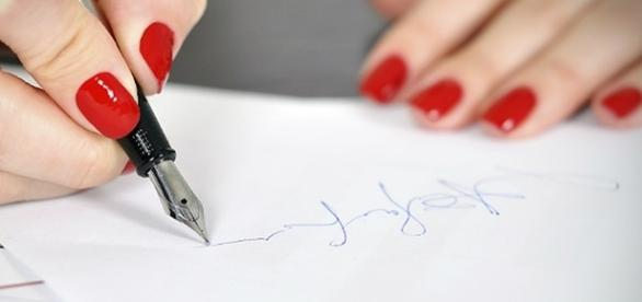 O estilo da escrita de alguém, pode revelar muito sobre a sua personalidade