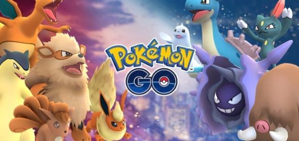 """Raid Battles is basically a genuine multiplayer for """"Pokemon GO"""" (via Twitter/Pokemon GO)"""