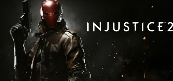 "Red Hood is the newest character confirmed to arrive to ""Injustice 2"" next month (via YouTube/Injustice)"