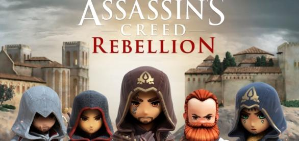 """Ubisoft just announced its brand new mobile game called """"Assassin's Creed Rebellion"""" (via YouTube/Ubisoft US)"""