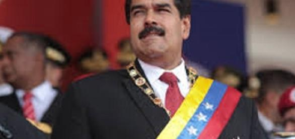 Venezuelan President Nicholas Maduro/ https://commons.wikimedia.org/wiki/File:Madurocarabobo11372107284111.jpg