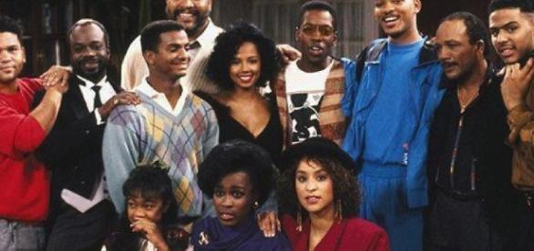 A série conta a história de um jovem (Will Smith), que vai morar com a família de seu tio milionário, em Bel-Air, nos EUA