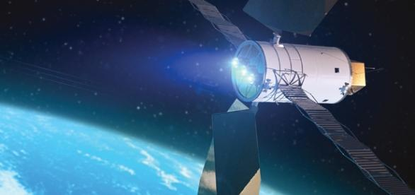 Advanced solar electric propulsion (NASA-JSC)
