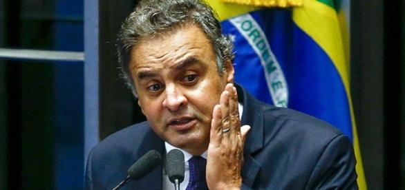 Aécio Neves está de volta ao cargo de senador (Foto: Reprodução)